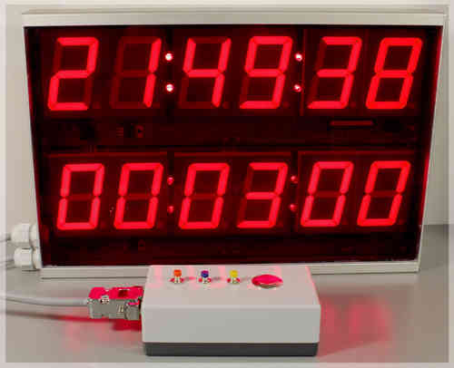 SPD10210 - Rally Racing  Service  Countdown Timer